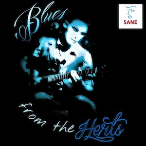 Blues From The Herts - Sane Charity Album